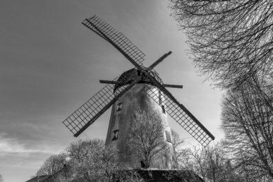 Die alte Windmühle von Immerath