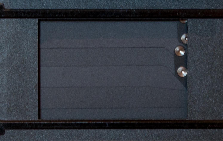 Symbolfoto: Verschluss einer Canon EOS 50E