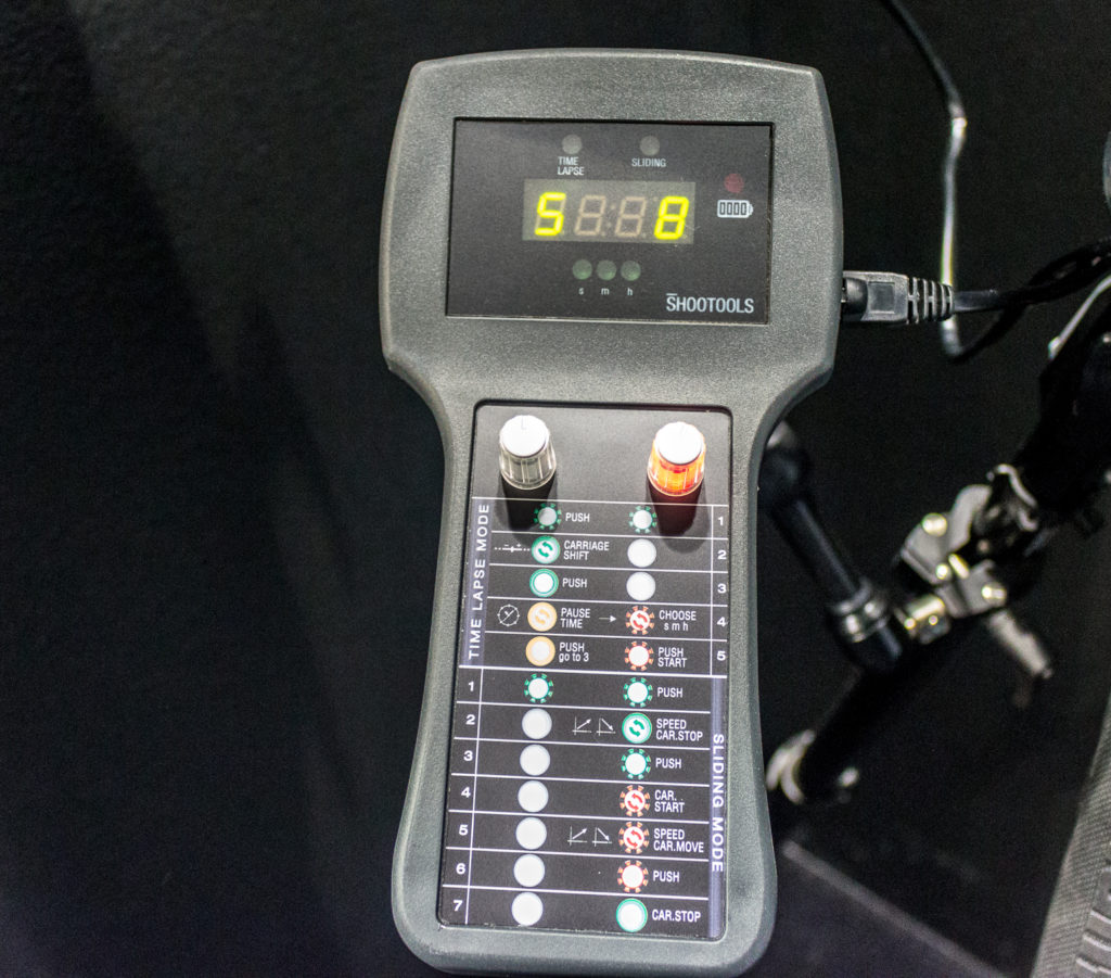 Shootols Modula Slider Steuerungsgerät